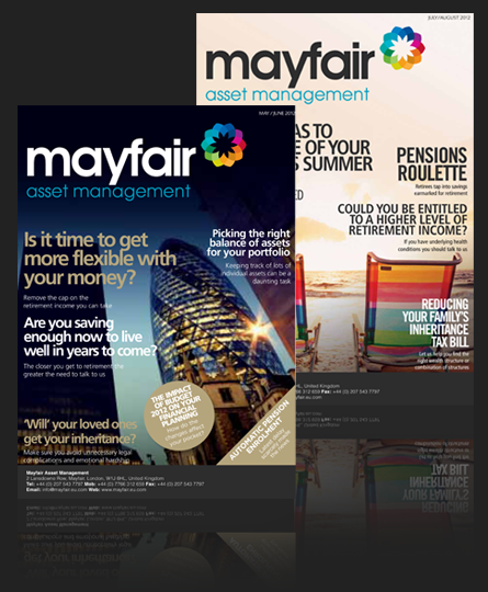 digital corporate brochures